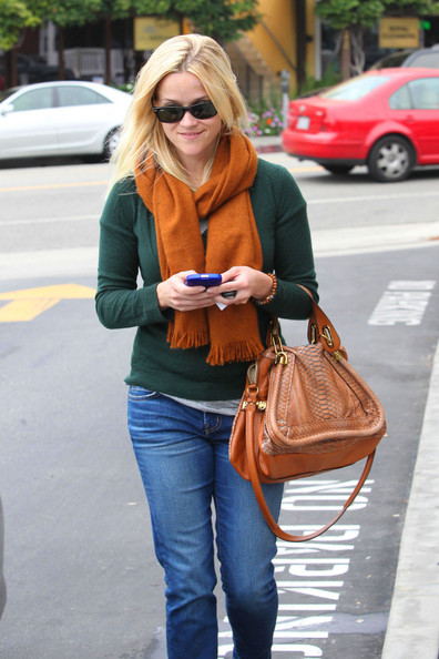 More Pics of Reese Witherspoon Ankle Boots (1 of 11) - Reese Witherspoon Lookbook - StyleBistro