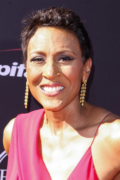 Robin Roberts Boy Cut []