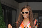 Rochelle Humes Print Dress