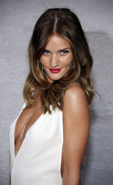 Rosie Huntington-Whiteley Berry Lipstick