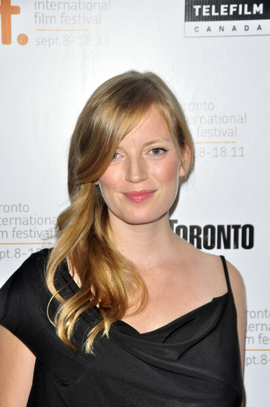 Sarah Polley Long Side Part