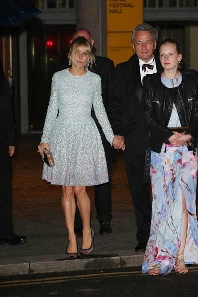Sienna Miller and Savannah Miller Out in London