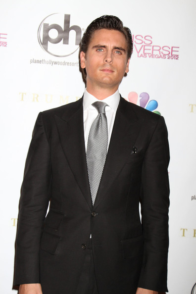 Diego Boneta attends the Miss Universe 2012 pageant at the Planet Hollywood Resort and Casino in Las Vegas