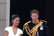 Pippa Middleton and Prince Harry Photo