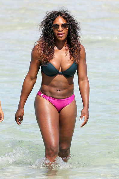 Serena williams bikini special understood not