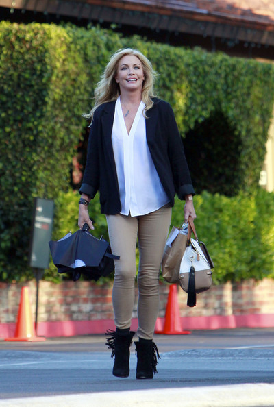 Shannon Tweed Ankle Boots