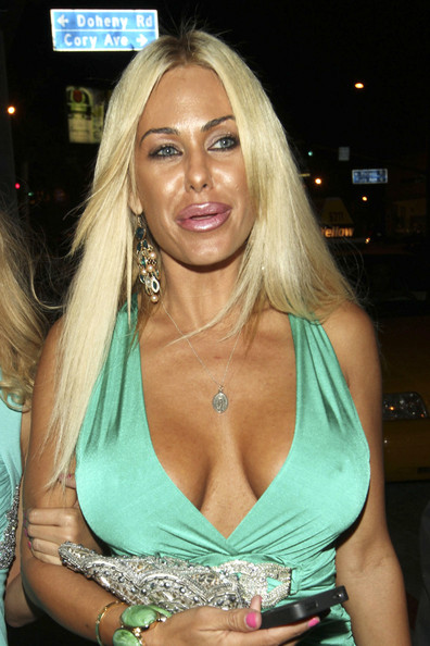 Shauna Sand Gemstone Chandelier Earrings