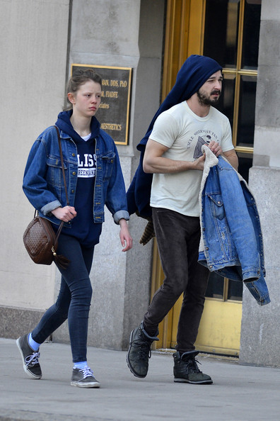 More Pics of Shia LaBeouf Denim Jacket (2 of 15) - Shia LaBeouf Lookbook - StyleBistro