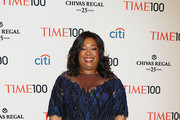 Shonda Rhimes Evening Dress
