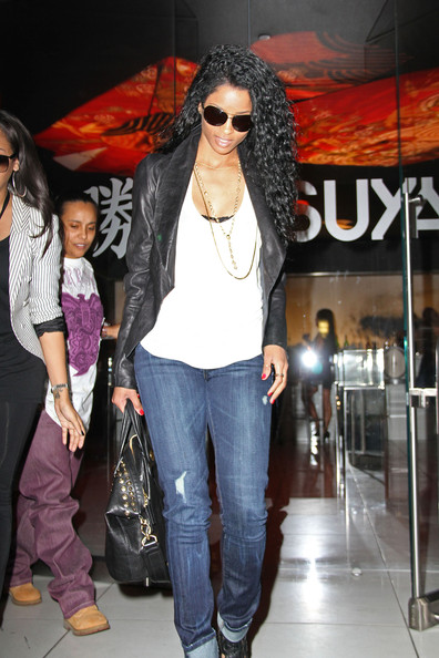 More Pics of Ciara Leather Tote (1 of 8) - Ciara Lookbook - StyleBistro