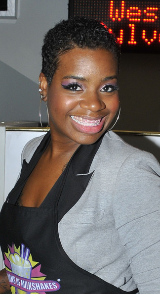 Fantasia Barrino Hair Styles Short Hairstyles Hairstyle