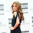 Millie Mackintosh at the Scottish Fashion Awards