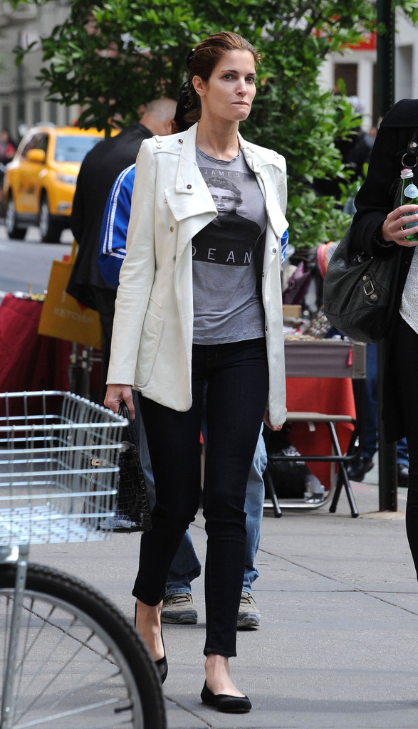 Stephanie Seymour Skinny Jeans Stephanie Seymour Looks