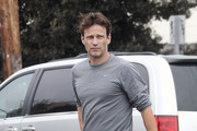 Stephen Moyer Athletic Top