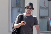 Stephen Moyer Rectangular Sunglasses