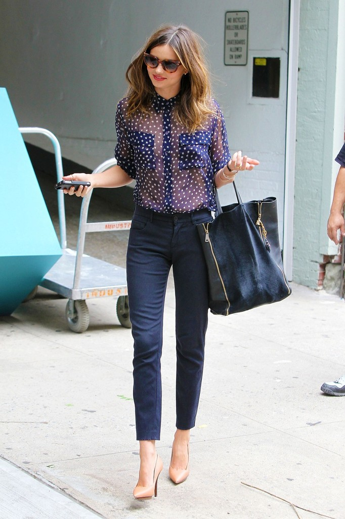 Are You New York City Chic Like Miranda Kerr Find Your