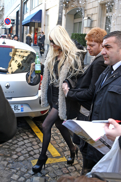 Taylor Momsen Ankle Boots []