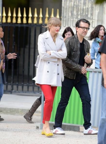 Taylor Swift Trenchcoat