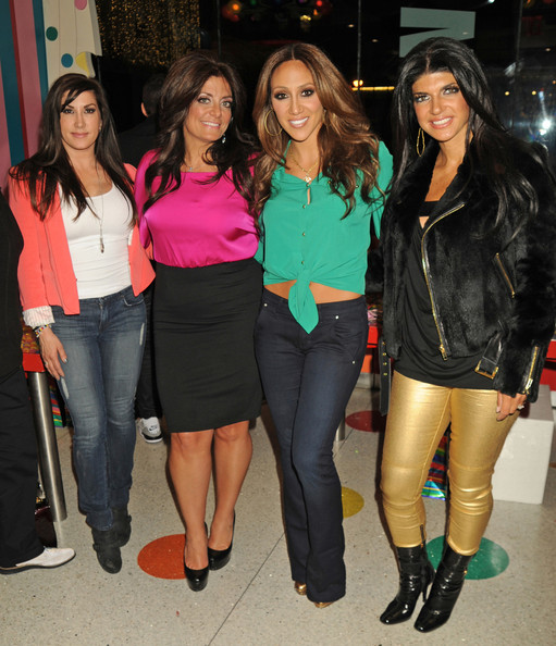 More Pics of Teresa Giudice Motorcycle Jacket (3 of 6) - Teresa Giudice Lookbook - StyleBistro