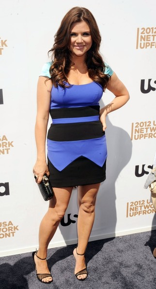 Tiffani Thiessen Evening Sandals