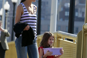 Suri Cruise and Dolly O'Connell Photo
