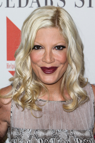 Tori Spelling Beauty