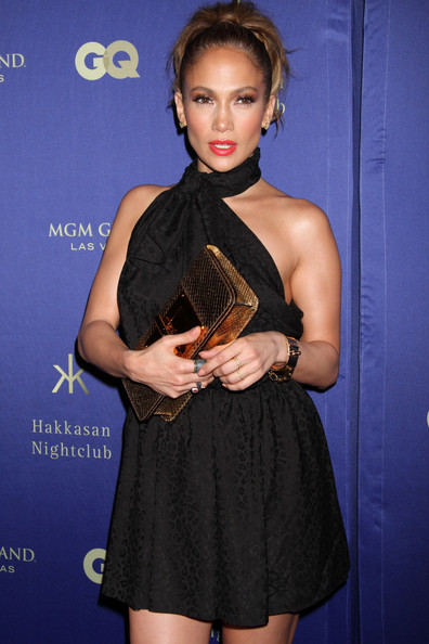More Pics of Jennifer Lopez Little Black Dress (1 of 8) - Jennifer Lopez Lookbook - StyleBistro
