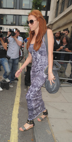 More Pics of Una Healy Print Dress (1 of 6) - Print Dress Lookbook - StyleBistro