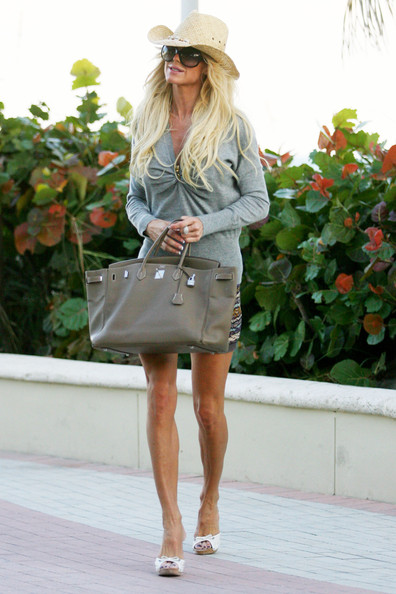 Victoria Silvstedt Hats
