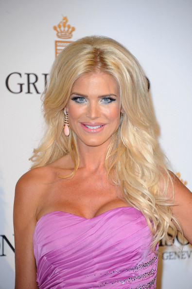 Victoria Silvstedt Hair