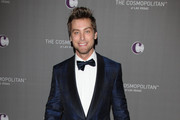 Lance Bass at The Cosmopolitan Grand Opening and New Year's Eve Celebration with Jay-Z and Coldplay at Marquee Nightclub in The Cosmopolitan hotel.