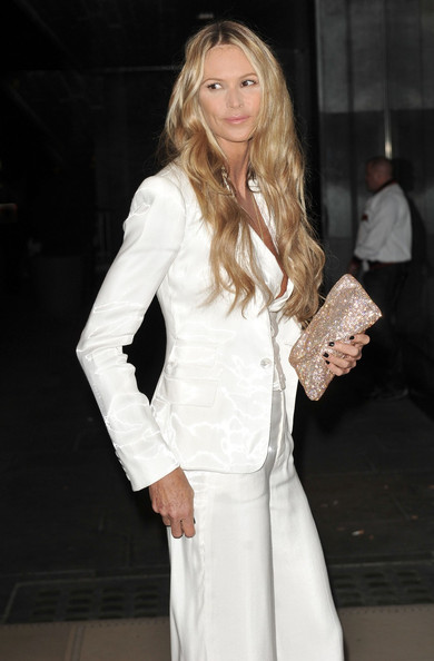 More Pics of Elle MacPherson Pantsuit (1 of 10) - Pantsuit Lookbook - StyleBistro
