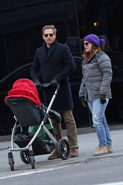 Drew Barrymore and Will Kopelman in NYC