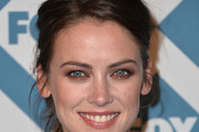 Jessica Stroup Loose Ponytail