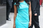 Gabrielle Union Day Dress