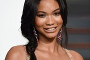 Chanel Iman Loose Braid