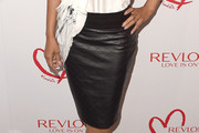 Halle Berry Pencil Skirt