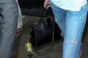 Kendall Jenner Studded Tote