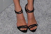 Isabel Lucas Strappy Sandals