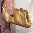 Abbey Clancy Metallic Clutch