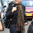 Abbie Cornish Accessories - Patterned Scarf