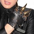 Adam Lambert Studded Gloves