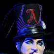 Adam Lambert Top Hat