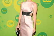 Adelaide Kane Cutout Dress