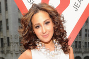 Adrienne Bailon Long Curls