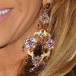 Adrienne Maloof Jewelry - Gold Chandelier Earrings