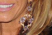 Adrienne Maloof Gold Chandelier Earrings
