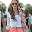 Alessandra Ambrosio Clothes - Crop Top