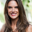 Alessandra Ambrosio Hair - Layered Cut