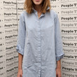 Alexa Chung Clothes - Button Down Shirt